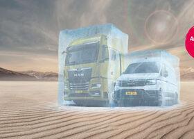 MAN Aircoservice voor uw truck & bestelwagen